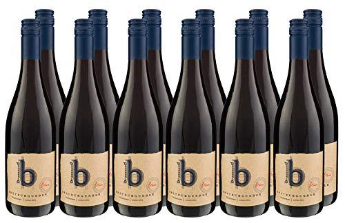 Weingut Brummund Spätburgunder 2014 trocken vegan (12 x 0.75 l)