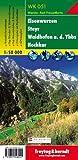 WK 051 Eisenwurzen - Steyr - Waidhofen a.d. Ybbs - Hochkar, Wanderkarte 1:50.000: Wandel- en fietskaart 1:50 000 (freytag & berndt Wander-Rad-Freizeitkarten) - Freytag-Berndt und Artaria KG