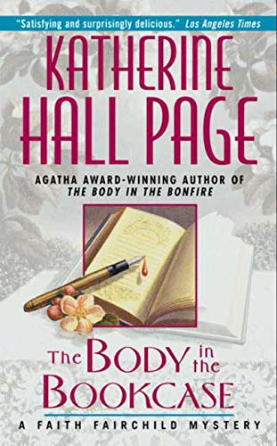 The Body in the Bookcase: A Faith Fairchild Mystery