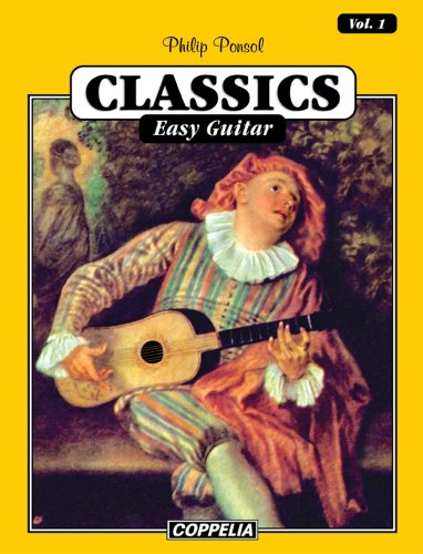 Classics Easy Guitar - Vol. 1 (English Edition)