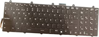 Blesiya Latin Spanish Laptop Keyboard Replacement Fits for MSI GP60 GP70 CX61 CX70 GE70 GE60 GT60 GT70 7 Color Backlit