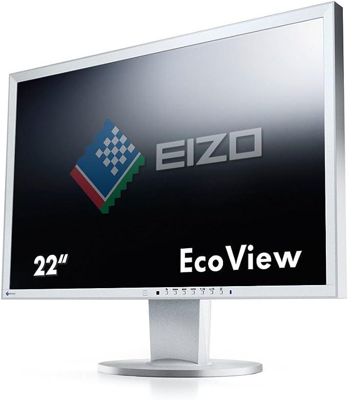 Eizo Flexscan Ev2416wfs3 Gy 61 1 Cm Monitor Grau Computer Zubehör