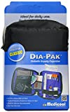 Medicool DIA-PAK Classic Diabetic Supply Organizer - Black