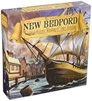 Greater Than Games New Bedford ボードゲーム RSTR:NBED