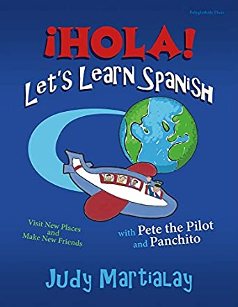 ¡HOLA! Let's Learn Spanish