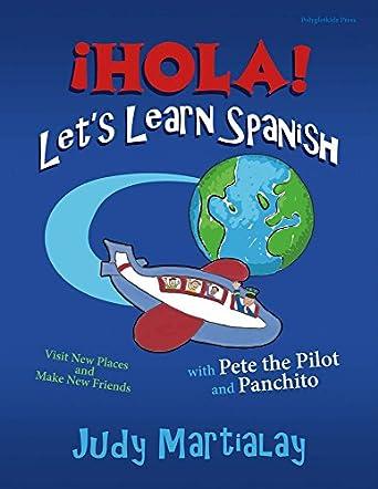 ¡HOLA! Let's Learn Spanish