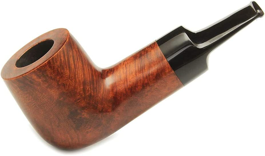 PIPE ZLZ- Solid Wood Max 86% OFF Men's Retro Dry Fashioned Portable Toba lowest price Old