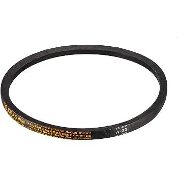 M22 Drive V-Belt Girth 22 inch Industrial Rubber Transmission Belt