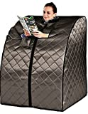 Sauna Portable Infrared FAR Carbon Fiber Panels - Wired Remote Control...
