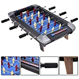 "Indoor Games ,Miniature 28"" Table Foosball Football Soccer Game Competition Sports Indoor Toys"