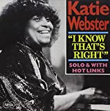 Songtexte von Katie Webster - I Know That's Right