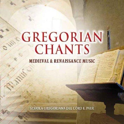 Original Medieval &  Renaissance Gregorian Chants ( Doppel-CD )
