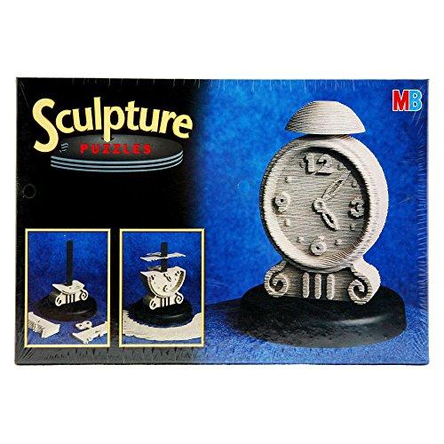 Sculpture Puzzles - Der Wecker 160+ Scheiben