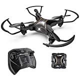 DROCON Foldable Mini RC Drone for Kids, Portable Pocket Quadcopter with Altitude Hold Mode, 3D Flips, Headless Mode, One-Key...