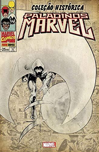 Coleção Histórica - Paladinos Marvel Volume 12
