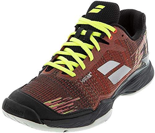 Babolat Chaussures de Tennis Homme Jet Mach II AC 30s19629 5022 rouge/noir-44.5