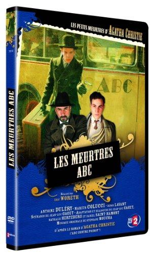 Les Petits Meurtres d'Agatha Christie: Les Meurtres ABC
