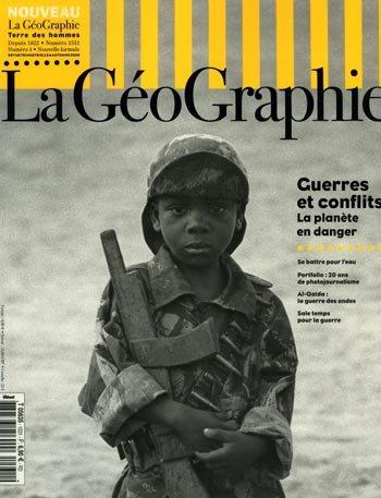 La Géographie n° 1531. Automne 2008. Guerres et conflits. La planète en danger
