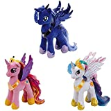 My Little Pony Ty Princess Celestia, Cadance, and Luna Set
