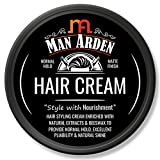 Man Arden Hair Cream - Style with Nourishment - 50g - Daily Use
