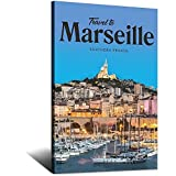 ASFGH Marseille Southern of France Vintage Poster Dekor
