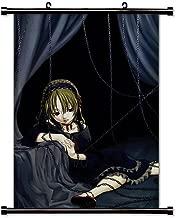 Le Portrait de Petite Cossette Anime Fabric Wall Scroll Poster (32 x 45) Inches.[WP]-Le P-4 (L)