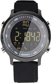 XNNDD Smart Watch Monitor de Ritmo cardíaco para Hombres y Mujeres Presión Arterial Fitness Tracker Smart Watch Reloj Deportivo