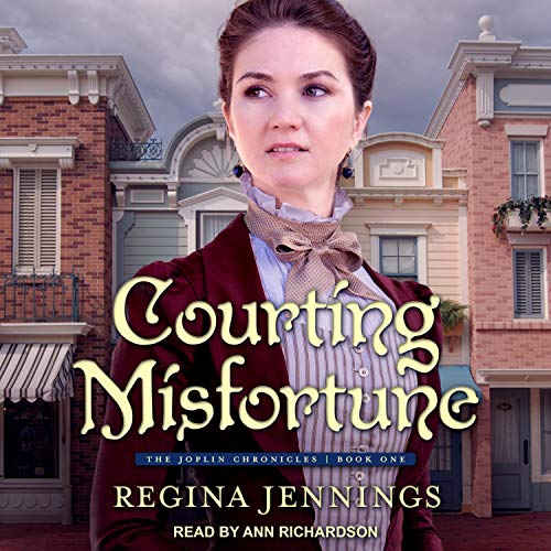 Courting Misfortune cover art
