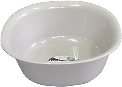 NEW ururi 湯桶C型(スベリ止め付) グレー