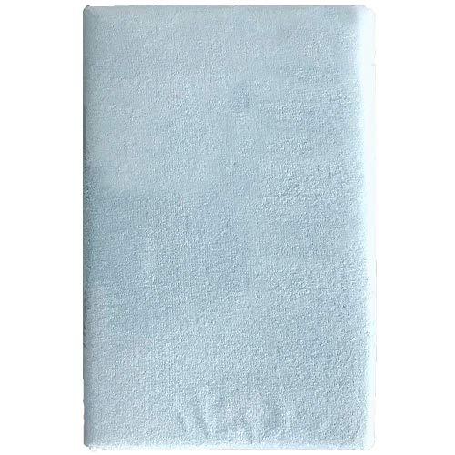 リビングプランニング 掛け布団カバー シングル ロング [洗える 防水 掛布団カバー] 150×210cm (ブルー)
