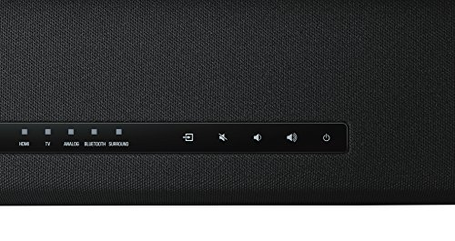 Yamaha YAS-108 Sound Bar with Built-in Subwoofers & Bluetooth