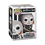 Funko - Pop! Marvel: Scotch - Taskmaster Figurina, Multicolor (47815)
