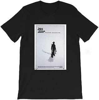 Jeremiah Johnson Movie Poster Swan Bear Claw Caleb Graphics Gift for Men Women Girls Unisex T-Shirt Sweatshirt Hoodie