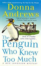The Penguin Who Knew Too Much (Meg Langslow Mysteries Book 8)