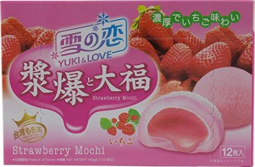 Erdbeer Mochi 180g [Misc.]