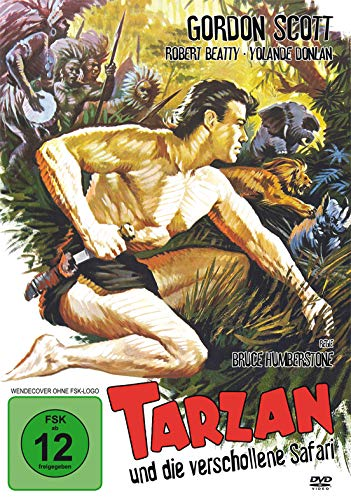 Tarzan und die verschollene Safari