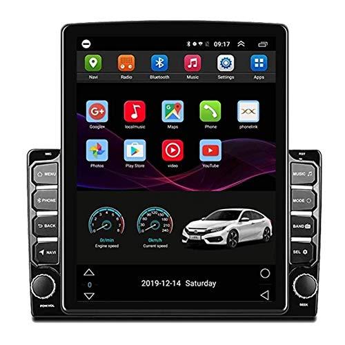 Android 8.1 Radio De Automóvil para La Radio Universal Car Radio GPS Navegación Touch Pantalla Auto Media Player Soporte para LA Unidad DE LA Cabeza Doble DIN WiFi Control De La Rueda del Volante