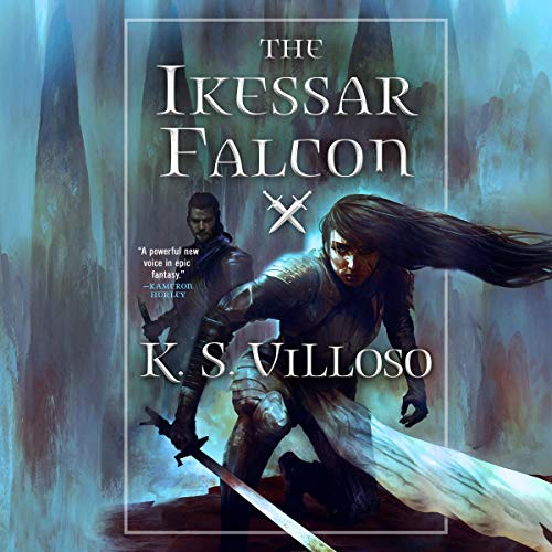 The Ikessar Falcon cover art
