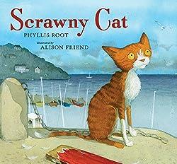 Scrawny Cat #picturebook #tearjerker
