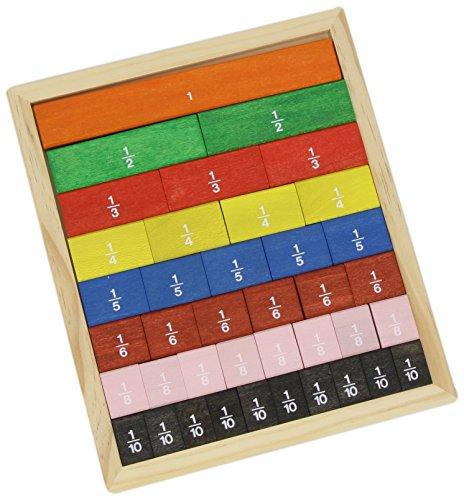 Goula - Iniciación fracciones, material educativo (Diset 51009) , color/modelo surtido
