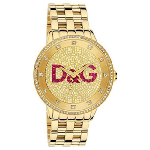 D&G Prime Time Big DW0377 Herrenuhr