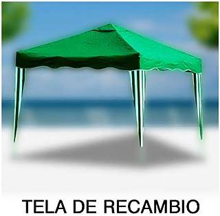 PAPILLON 8043624 Tela Recambio para Pergola Plegable Verde, 50x25x11 cm: Amazon.es: Jardín