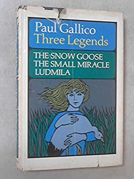 Three Stories by Paul Gallico B0007DK6I6 Book Cover