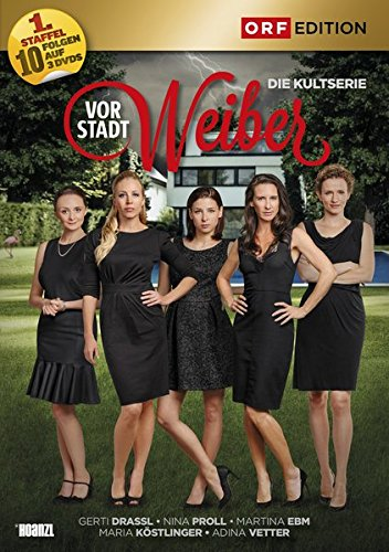Vorstadtweiber - Staffel 1 [3 DVDs]