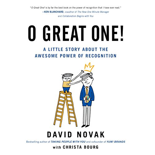 O Great One! audiobook cover art