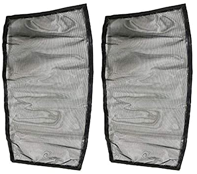 """Nispira Tower Fan Air Filter Screen Compatible with Lasko Wind Curve 2554 2551 2559, Ozeri, Cascade 40"""", Honeywell Fresh breeze Quietset, Holmes and More, 2 Filters"""