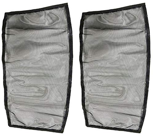 """Nispira Tower Fan Air Filter Screen Compatible with Lasko Wind Curve 2554 2551 2559, Ozeri, Cascade 40"""", Honeywell Fresh breeze Quietset, Holmes, TaoTronics and More, 2 Filters"""