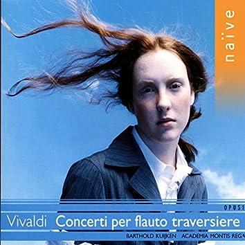 Vivaldi: Concerti per flauto traversiere
