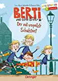 Berti und seine Brüder: Der voll verpatzte Schulstart (Lesestarter)
