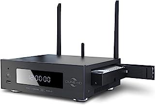 Dune HD Pro Vision 4K Solo | Dolby Vision | HDR10 + | ULTRA HD | 3D | DLNA | Media Player | Mediaspeler en Android Smart T...